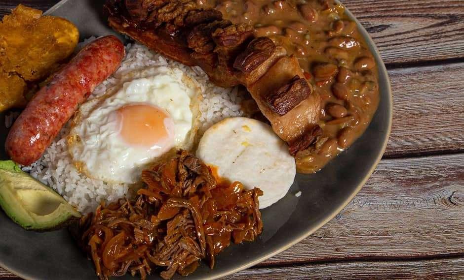 La fogata restaurantes de comida Colombiana en España
