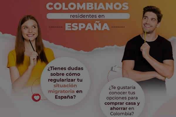como regularizar mi situacion migratoria en España si soy colombiano
